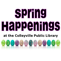 Spring Happenings at the Library